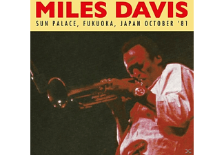 Miles Davis - Sun Palace, Fukuoka, Japan Oct.81 - (CD)