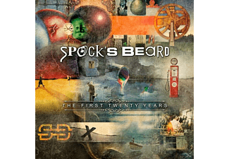 Spock's Beard - The first twenty years [CD + DVD]