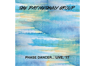 Pat Metheny Group - Phase Dancer: Live 1977 [CD]