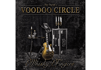 Voodoo Circle - Whisky Fingers (Fanbox) - (CD)