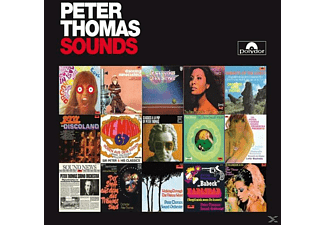 Peter Thomas Sound Orchester - Peter Thomas Sounds - (CD)