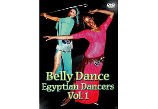 VARIOUS - Belly Dance - Egyptian Dancers Vol.1 [DVD]