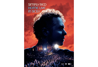 Simply Red - Home: Live In Sicily [DVD + Blu-ray + CD]