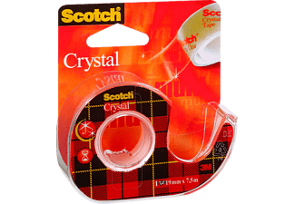 3M Scotch Kristal Bant Kesicili 19mm x 7,5m