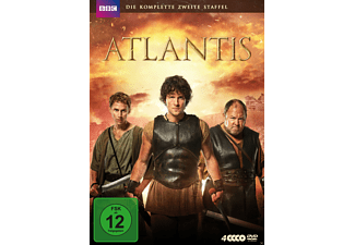 Atlantis - Staffel 2 [DVD]