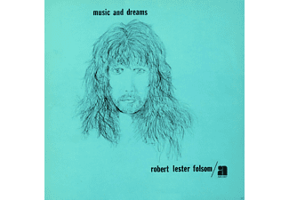 Robert Lester Folsom - Music And Dreams [CD]