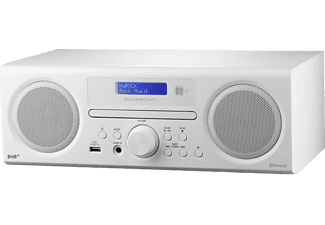 SCANSONIC DA310, Digitalradio
