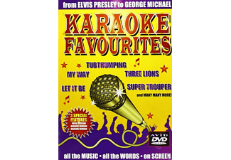 VARIOUS - Karaoke - Favourites - (DVD)