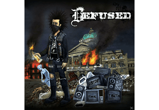 Defused - Distort The Truth - (CD)