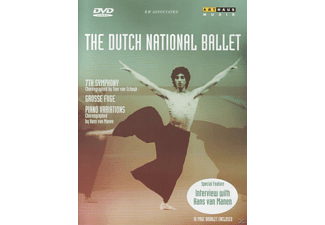 Paul Patton, Royal Concertgebouw Orchestra, The Quartetto Italiano - The Dutch National Ballet - (DVD)