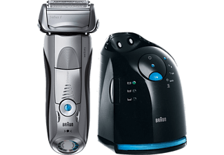 BRAUN Series 7 799cc-7 Wet&Dry rakapparat + Clean&Charge-station