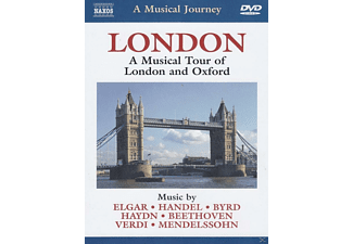 Various - A Musical Journey - London - (DVD)