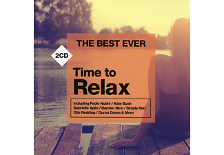 Various - The Best Ever Time To Relax | CD