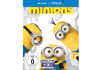 Minions (Steelbook Edition) [Blu-ray]