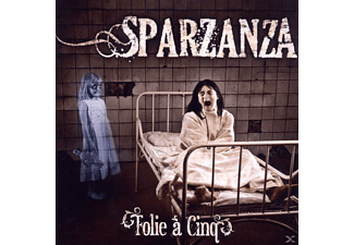 Sparzanza - Folie A Cinq - (CD)