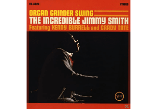 Jimmy Smith - Organ Grinder Swing - (Vinyl)