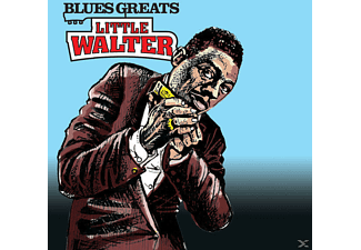 Little Walter - Blues Greats: Little Walter [CD]
