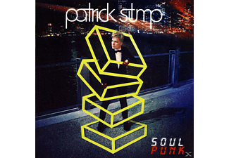 Patrick Stump - Soul Punk - (CD)