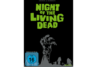 Night of the Living Dead - Die Nacht der lebenden Toten - (DVD)