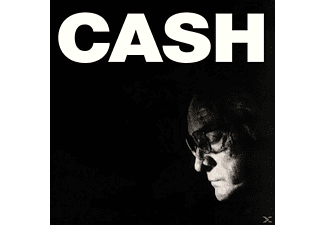 Johnny Cash - THE MAN COMES AROUND - (CD)