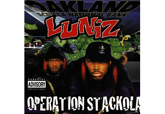 Luniz - Operation Stackola [CD]
