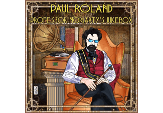 Paul Roland - Professor Moriarty's Jukebox - (CD)