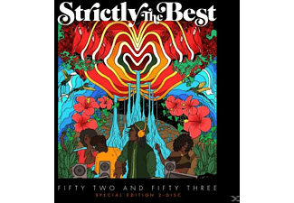 Various: Strictly The Best - Strictly The Best 52 & 53 (Special Edition 2cd) [CD]