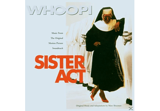 VARIOUS - Sister Act [CD]