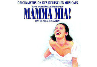 Original Cast, MUSICAL/ORIGINAL CAST - MAMMA MIA! (GERMAN VERSION) [CD]