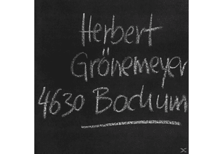Herbert Grönemeyer - Bochum - (CD)
