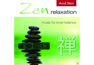 Arndt Stein - Zen Relaxation, Music For Inner Balance - (CD)
