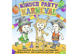 VARIOUS - Kinder Party Karneval [CD]