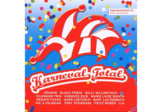 VARIOUS - Karneval Total! - (CD)