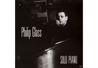 Philip Glass - Solo Piano - (Vinyl)