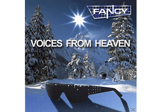 Fancy - VOICES FROM HEAVEN - (CD)