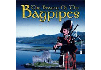VARIOUS - The Beauty Of The Bagpipes [CD]