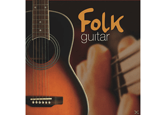 VARIOUS - Folk Guitar - (CD)
