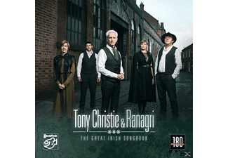 Tony & Ranagri Christie - The Great Irish Song Book (180g Lp) - (Vinyl)
