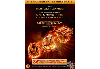 The Hunger Games 1-3 | DVD
