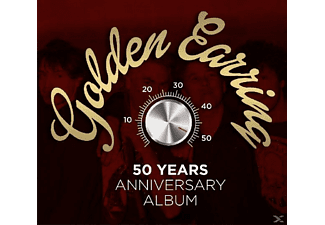 Golden Earring - 50 Years Anniversary Album - (CD + DVD Video)