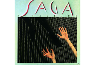 Saga - Behaviour - (CD)