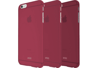 ARTWIZZ Rubber Clip Backcover Apple iPhone 6, iPhone 6s Polycarbonat Berry
