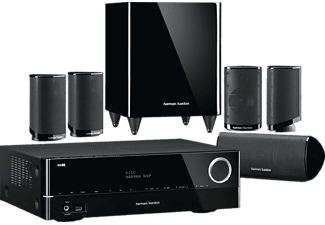 harman kardon 5 1 heimkino system hd com 1619s 625 watt mediamarkt. Black Bedroom Furniture Sets. Home Design Ideas