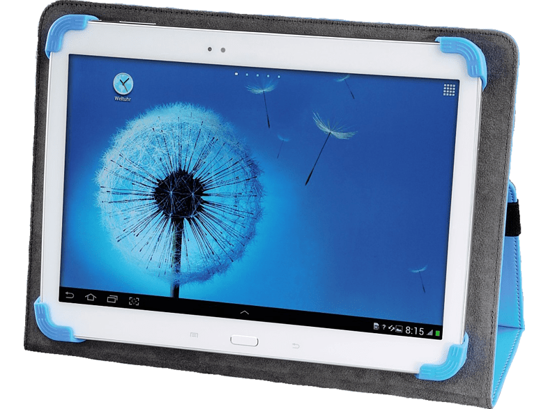 "HAMA """"Xpand"""" Portfolio for Tablets up to 20.3 cm (8"""") Blue - (135503) computing   tablets   offline αξεσουάρ tablet θήκες tablet έως 8 τηλεφωνία   πλο"