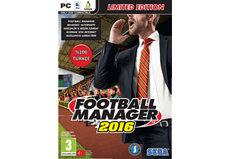 ARAL Football Manager 2016 Limited Edition PC