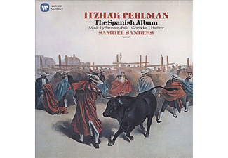 Itzhak Perlman, Samuel Sanders - The Spanish Album (CD)