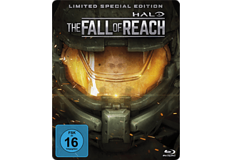Halo - The Fall of Reach (Limited Steel-Edition) [Blu-ray]