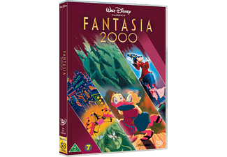 Fantasia 2000 Animation / Tecknat DVD