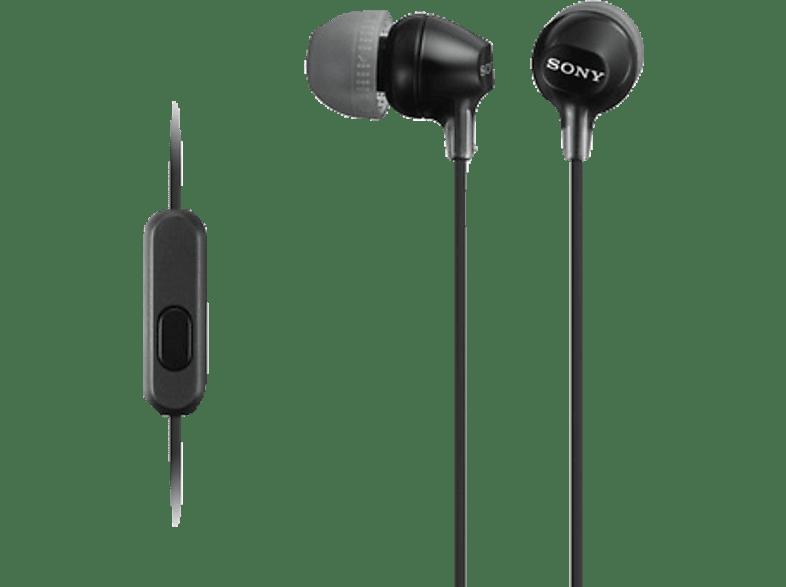 SONY MDR-EX15APB Black hobby   φωτογραφία ακουστικά   deactivated ακουστικά in ear   deactivated τηλεόρ