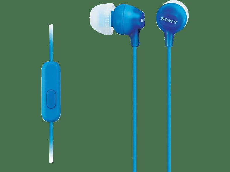 SONY MDR-EX15APLI Blue hobby   φωτογραφία ακουστικά   deactivated ακουστικά in ear   deactivated τηλεόρ